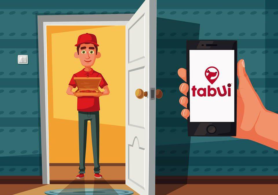 tabUi: l'App di riferimento per le consegne a domicilio ai tempi del Coronavirus